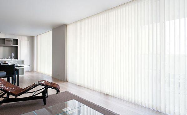 Một bức ảnh đẹp về rèm lá dọc cho văn phòng hiện đại